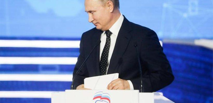 Вячеслав Тетекин: Путин отойдет от дел через два года