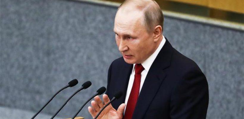 Максим Шевченко о том, почему Путин «обнулился»