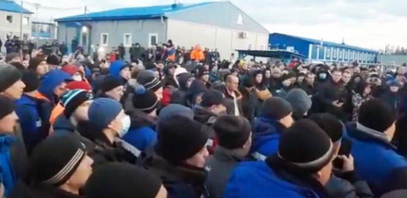 Протест на Чаяндинском месторождении — зеркало ситуации в России?