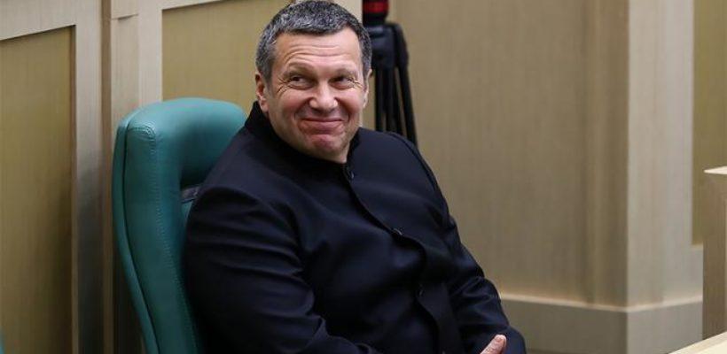 Пиар во время чумы: Кремль заставит Малышеву и Соловьева еще больше родину любить