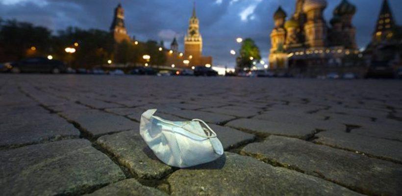 COVID-19 добрался до охраны Кремля: 50 тыс. сотрудников под угрозой заражения