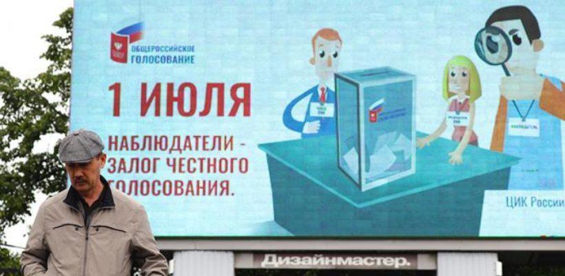 В Кремле до сих пор уверены, что Россия обожает нынешнюю власть