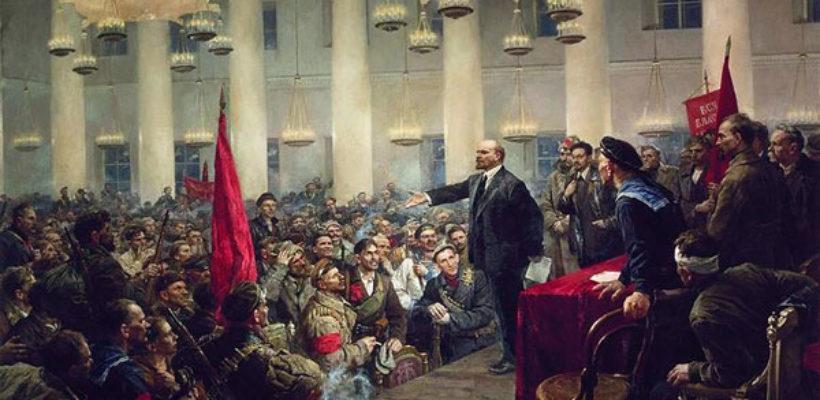 В.И. Ленин – руководитель Великой Октябрьской социалистической революции. События Октября 1917 года глазами очевидцев