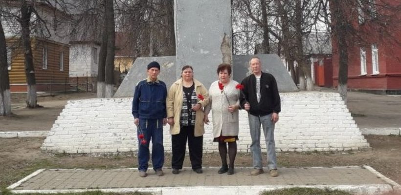 День рождения В.И. Ленина в Спасске