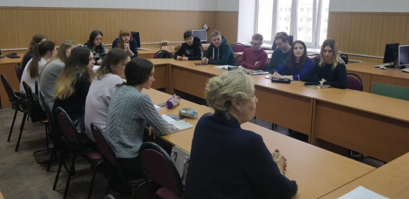О депутатской работе коммунистов услышали студенты РГРТУ