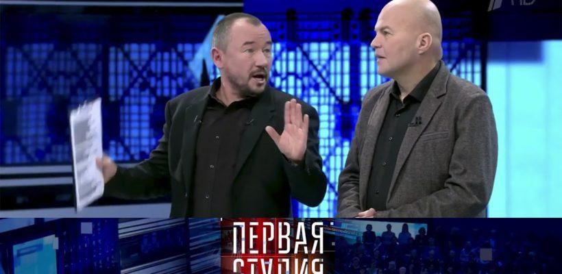 Г.А. Зюганов выступил в программе «Первая студия» на Первом канале