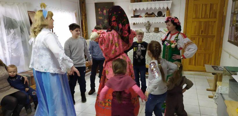Касимовские коммунисты провели праздник для детей