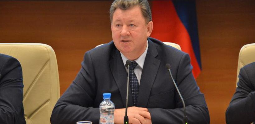 В.И. Кашин – Парламентскому телевидению: «Нет росту цен на товары первой необходимости!»