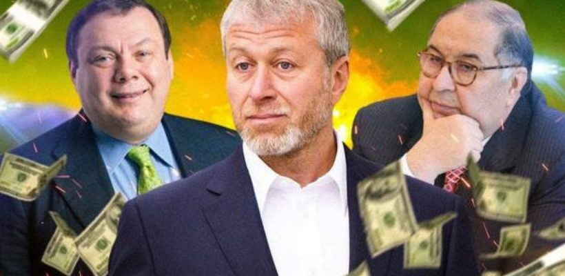 Состояние российских олигархов выросло на полмиллиарда долларов с начала года