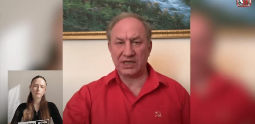 Рашкин Путину: Очнитесь! Скоро народ выйдет на улицы и будет горячо
