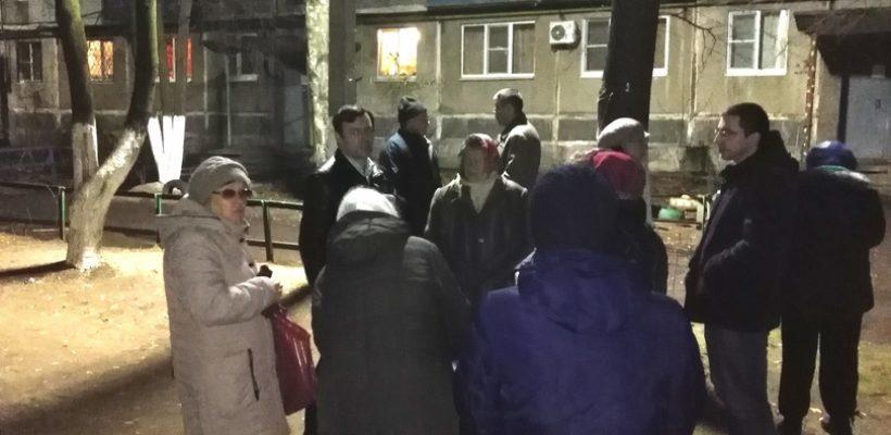 Неотъемлемой частью работы депутата городской думы являются регулярные встречи с жителями избирательного округа