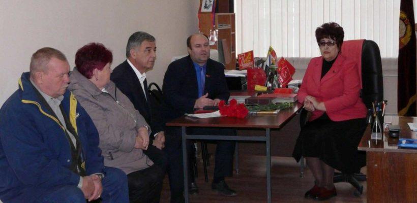 В Сасово прошёл семинар-совещание депутатского корпуса района
