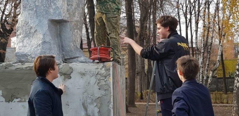 Коммунисты Железнодорожного района готовятся к 102-й годовщине  Великого Октября