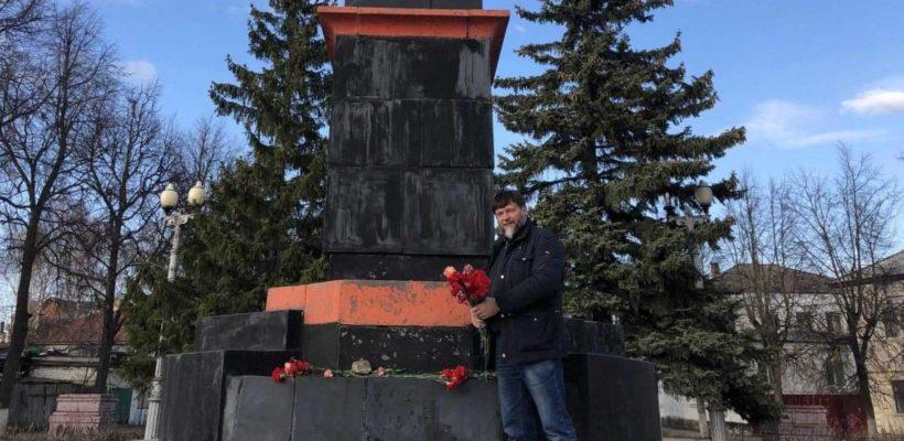 Касимовские коммунисты почтили память В.И. Ленина в его день рождения