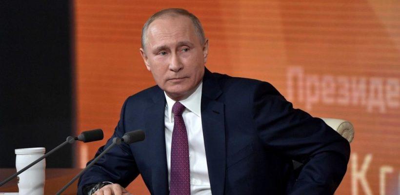 Путин-2019. Итоги: Что у Президента пошло не так