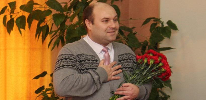 Поздравление первого секретаря обкома КПРФ Дениса Сидорова с Международным женским днём