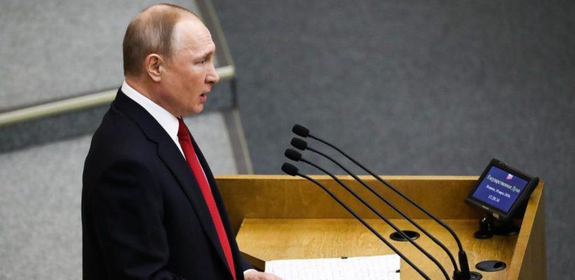 Путин разрешил себе еще раз переизбраться президентом на два срока