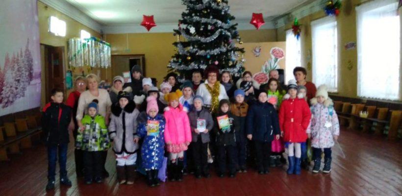 Новый год к нам в дверь стучится... Новогодний праздник состоялся в Сасовском ГДК