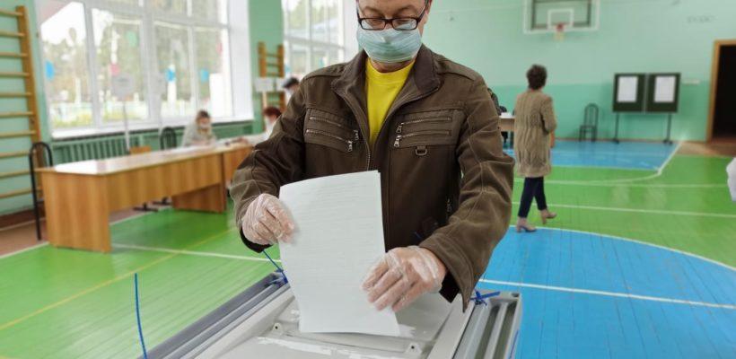 Явка на выборах в Рязанскую облдуму составила 27%