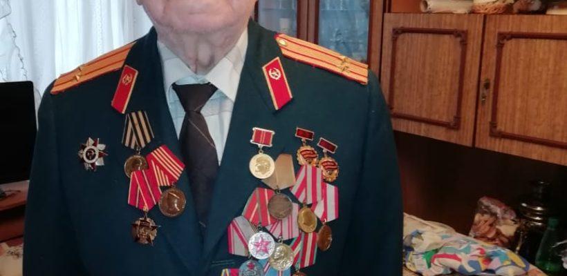В возрасте 96 лет ушел из жизни Семен Иванович Моисеев
