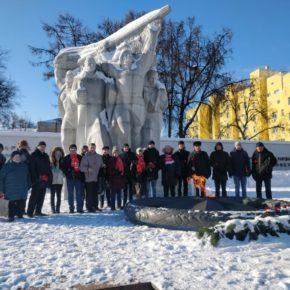 Народ и армия едины! В Рязанской области прошли торжественные мероприятия в честь Дня Советской Армии и Военно-Морского Флота