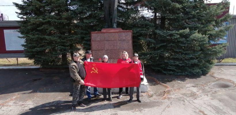 День рождения В.И. Ленина отметили в Ермиши