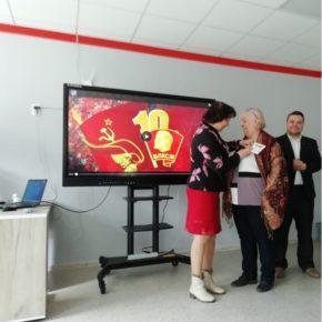 Встреча с молодежью в Рязанской области