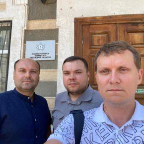Кандидат в Госдуму от КПРФ Евгений Морозов сдал документы в избирательную комиссию